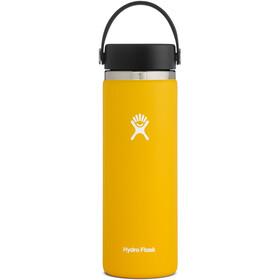 Hydro Flask Wide Mouth Bottle 591ml sunflower